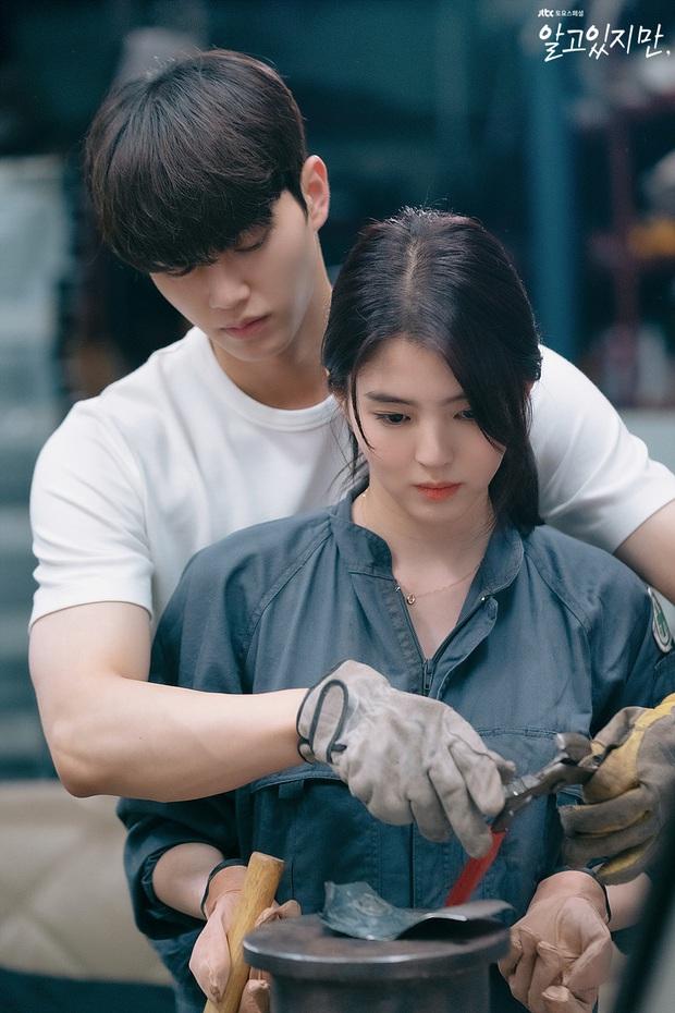 Netizen chê bai Nevertheless ngày càng nhàm chán, không nhờ visual của Han So Hee - Song Kang chắc bỏ phim lâu rồi! - Ảnh 2.