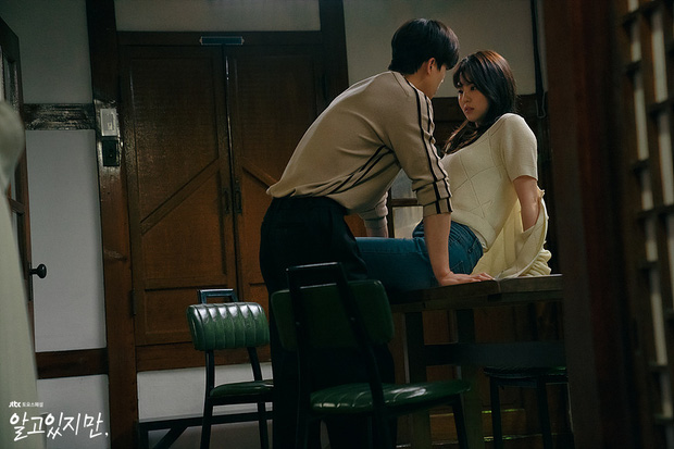 Netizen chê bai Nevertheless ngày càng nhàm chán, không nhờ visual của Han So Hee - Song Kang chắc bỏ phim lâu rồi! - Ảnh 7.