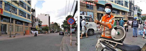 Xúc động hình ảnh 21.000 hộ dân TP.HCM trở về với trạng thái bình thường mới - Ảnh 3.