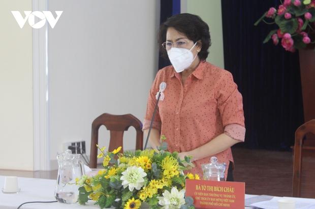 TP.HCM chi hơn 900 tỷ đồng cho gói an sinh xã hội lần thứ 2 - Ảnh 1.
