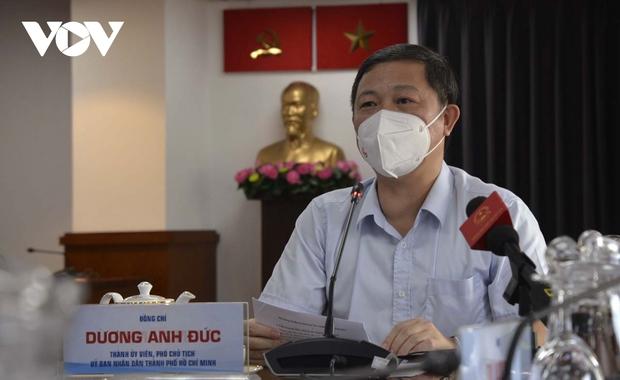 Lãnh đạo TP.HCM nói gì về việc Hải Phòng mượn 500.000 liều vaccine Sinopharm? - Ảnh 1.