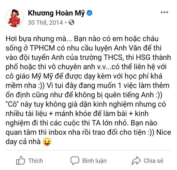 Nữ ca sĩ trăm triệu view là cựu học sinh chuyên Lê Hồng Phong, IELTS 8.5, nhìn bảng thành tích mà choáng - Ảnh 2.
