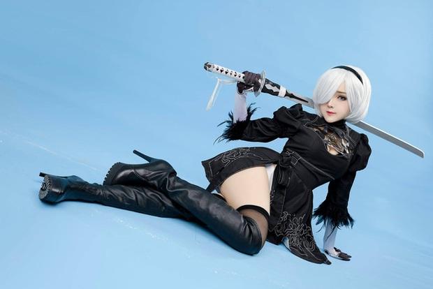 Mỹ nữ cosplay tướng game: Nóng bỏng, quyến rũ, gấp nhiều lần bản gốc! - Ảnh 3.