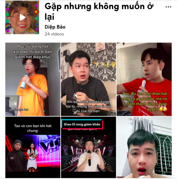 Thanh Thảo trở thành bà dì trên TikTok: Khi các cháu đang hát karaoke gặp đúng bài tủ, mỗi tội... lệch ngăn - Ảnh 7.