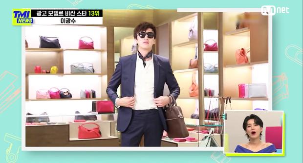 Lee Kwang Soo lọt top nghệ sĩ có giá cát xê khủng, tăng đến 200 lần so với thời điểm ra mắt! - Ảnh 3.