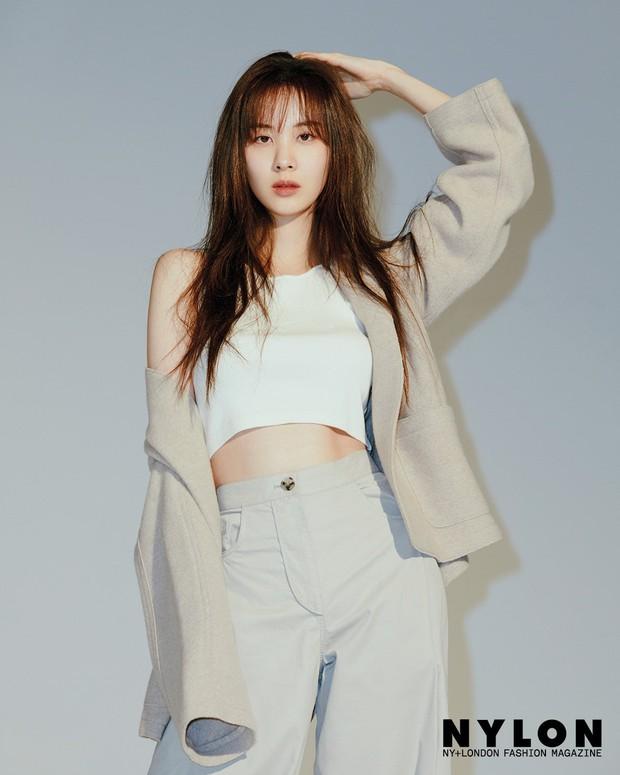 Nhan sắc của SNSD ngày mới ra mắt và bây giờ: Yoona - Taeyeon xứng danh nữ thần, loạt thành viên kém sắc lột xác thấy rõ - Ảnh 17.