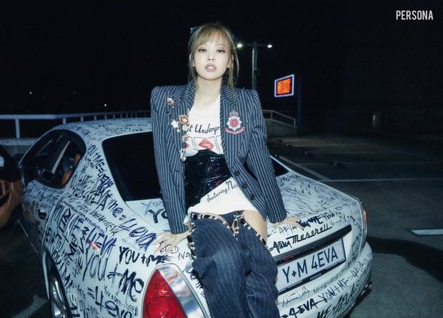 Xả ảnh HD chưa từng công bố của BLACKPINK: Choáng khi zoom cận mặt Jennie, Jisoo o ép vòng 1 đè bẹp thánh body Lisa - Rosé - Ảnh 7.