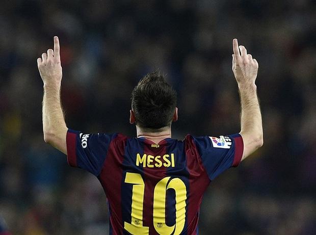 Toàn bộ sự nghiệp vĩ đại của Messi tại Barcelona qua ảnh - Ảnh 20.