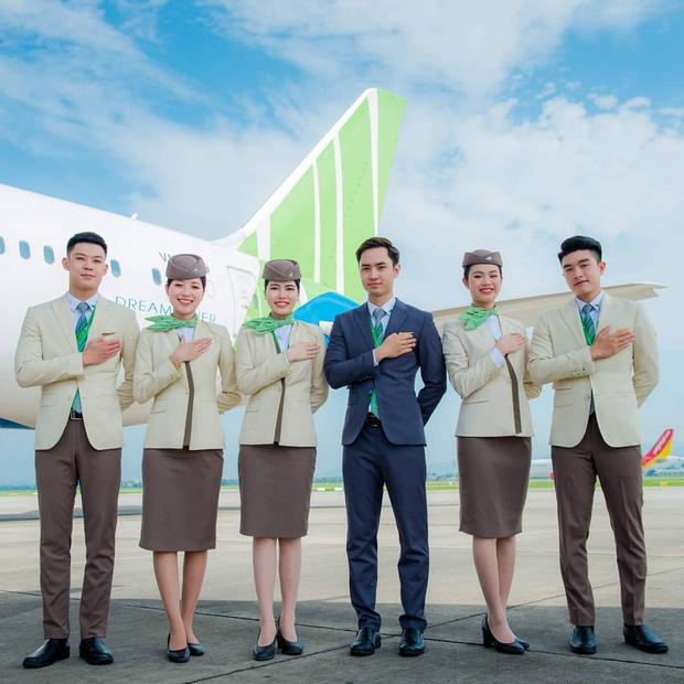 Không phải Vietnam Airlines, 1 hãng bay khác ở Việt Nam nổi tiếng tuyển tiếp viên cực gắt: Ngoại hình A+, tỷ lệ chọi cao muốn xỉu - Ảnh 2.