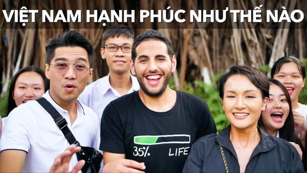 Netizen đào lại khoảnh khắc tố Nas Daily giả tạo khi làm video về Việt Nam: Uống cà phê sữa không khuấy mà cũng giả lả khen ngon? - Ảnh 2.