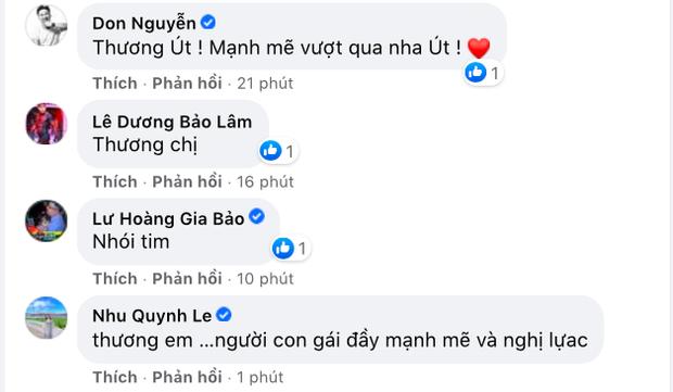 Nhói lòng trước hình ảnh Bình Tinh khóc nức nở nhận tro cốt của NS Kim Phượng vừa qua đời vì mắc Covid-19 - Ảnh 5.