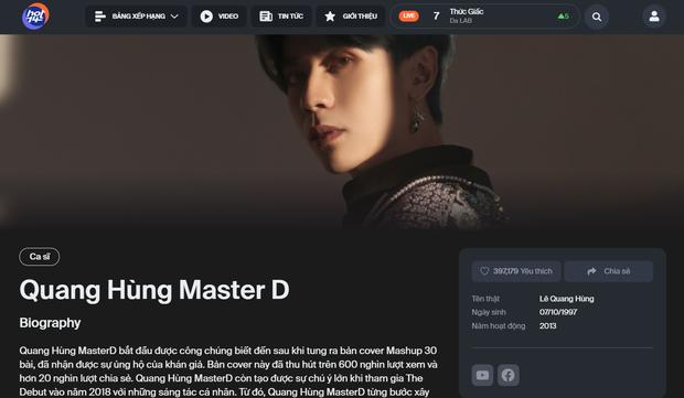 Văn Mai Hương tiến thẳng #2 HOT14s Artist Of The Week, Jack tiếp tục rớt hạng trước K-ICM - Quang Hùng MasterD - Ảnh 16.