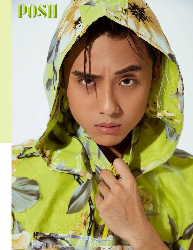 Hot boy Gương Mặt Thân Quen bất ngờ khoe body trên bìa tạp chí nổi tiếng Thái Lan! - Ảnh 7.