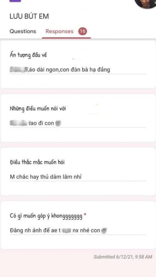 NÓNG: Hàng chục nữ sinh trường cấp 3 nổi tiếng ở Hà Nội lộ ảnh riêng tư, bị chế ảnh nóng tục tĩu, hành động của kẻ biến thái gây rợn người - Ảnh 4.