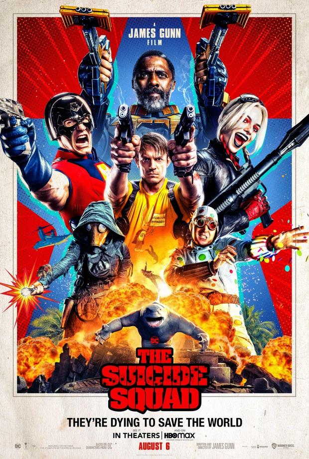 Netizen Việt bấn loạn vì The Suicide Squad: Bạo lực và hài hước quá đáng, dễ đứng top đầu phim DC xuất sắc nhất! - Ảnh 1.