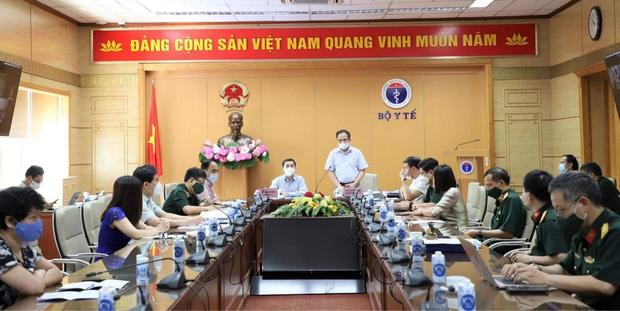 Kết quả cuộc họp khẩn cấp xem xét dữ liệu thử nghiệm lâm sàng vaccine Covid-19 của Việt Nam - Ảnh 1.
