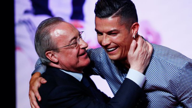 Real Madrid cáo già hơn Barcelona trong mối tình với siêu sao cỡ Ronaldo, Messi - Ảnh 1.