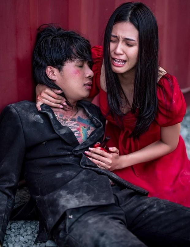 Thiên An - nữ chính MV Sóng Gió: Từng được gọi là nàng thơ của Jack nhưng bị chính fan tẩy chay vì nghi vấn phim giả tình thật - Ảnh 9.