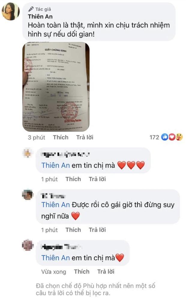 Chấn động: Thiên An thừa nhận có con với Jack, chia tay sau 1 tháng lâm bồn vì nam ca sĩ ngoại tình với 2-3 cô gái - Ảnh 5.