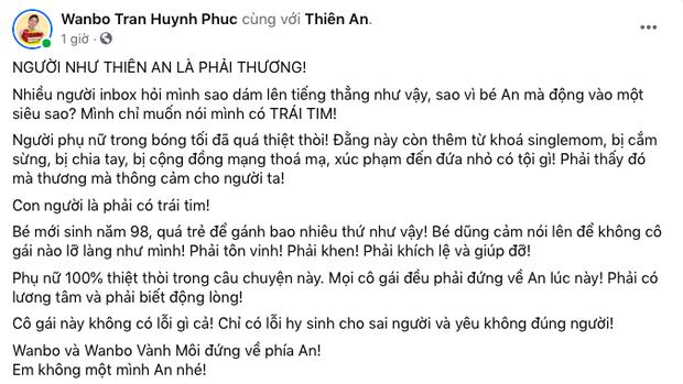 Đọc đoạn chat của Thiên An với bạn thân mà xót: Hết cách rồi anh ơi, em không muốn ai phải tổn thương như em nữa - Ảnh 2.