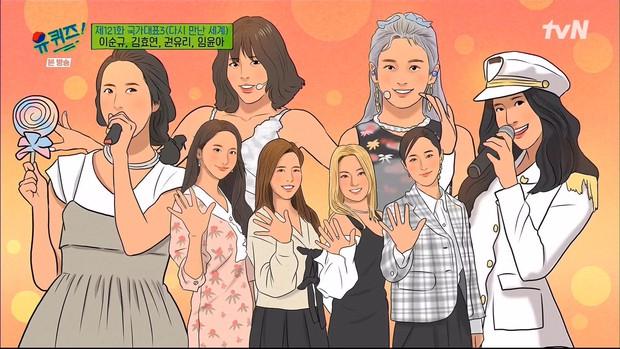 Taeyeon khẳng định: SNSD có ý nghĩa như là cả một quốc gia, fan khóc hết nước mắt tuyên bố mãi là công dân đất nước này! - Ảnh 6.