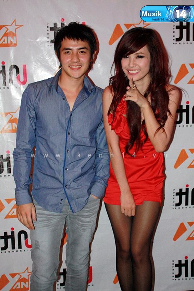 Thảm đỏ Vbiz trước công nguyên: Minh Hằng vẫn còn là Pé Heo, loạt Hoa hậu - sao nữ dính scandal vì hở quá bạo - Ảnh 1.