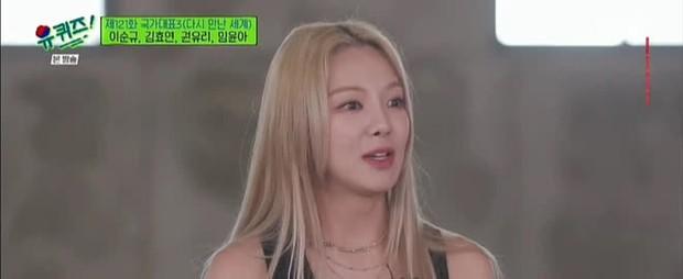 SNSD sau 4 năm tái hợp quên luôn câu slogan chào fan, Sooyoung bị Hyoyeon dằn mặt vì dám nghĩ tới tương lai tan rã? - Ảnh 3.