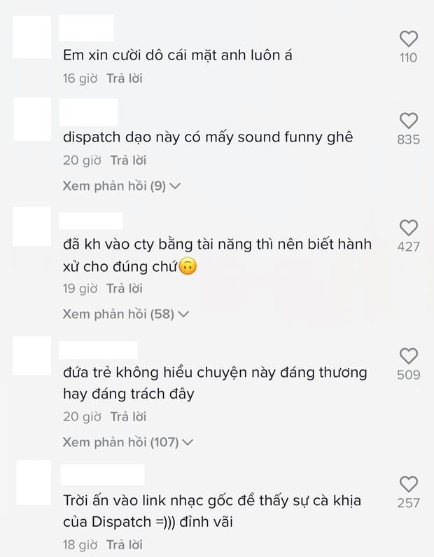 Pha cà khịa đi vào lòng người của Dispatch, đăng clip của Lucas (NCT) kèm quả nhạc cười không thể mỉa mai hơn - Ảnh 4.
