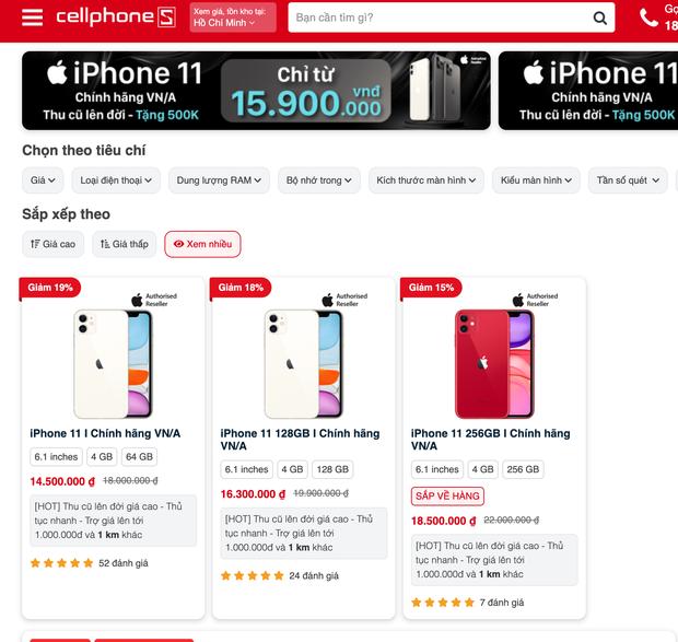 Gần ngày diễn ra sự kiện Apple, iPhone cũ đang giảm giá sâu nhưng lại rất khó mua tại Việt Nam - Ảnh 2.