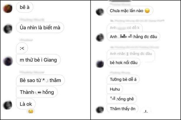 SHOCK: Nhóm tân sinh viên ở TP.HCM lập group chat chê ngoại hình, xúc phạm LGBT, soi bộ phận nhạy cảm của nam sinh, chế ảnh 18+ - Ảnh 7.