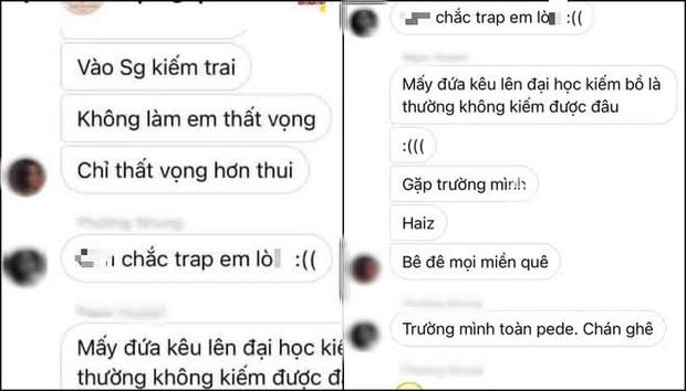 SHOCK: Nhóm tân sinh viên ở TP.HCM lập group chat chê ngoại hình, xúc phạm LGBT, soi bộ phận nhạy cảm của nam sinh, chế ảnh 18+ - Ảnh 2.