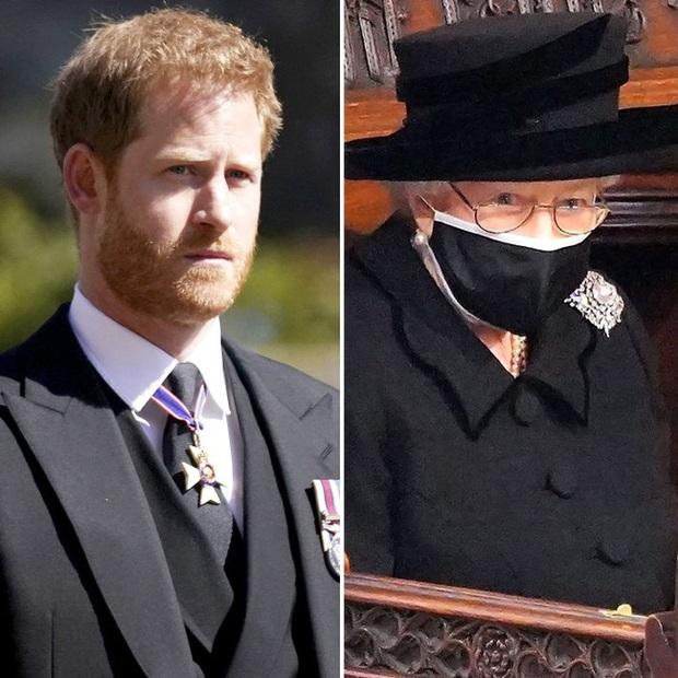 Harry tiết lộ cuộc tái ngộ đặc biệt với Nữ hoàng Anh, đưa ra câu nói khiến dư luận phẫn nộ - Ảnh 1.