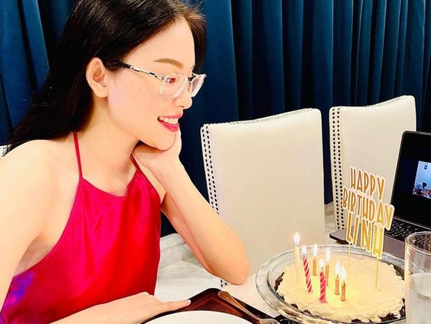 Linh Rin xinh đẹp ngọt lịm đón sinh nhật bên Phillip Nguyễn, nhìn đôi trẻ rạng rỡ quấn quít cứ như vợ chồng son - Ảnh 5.