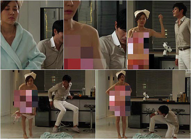Loạt phim Hàn bị ném đá dữ dội vì cảnh khoe thân phản cảm: Vòng 1 phụ nữ thành công cụ câu kéo rating? - Ảnh 7.