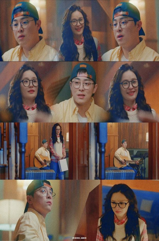 Hành trình 20 năm ngọt ngào và day dứt của Ik Jun - Song Hwa ở Hospital Playlist 2: Dù có là friendzone, còn yêu rồi sẽ quay về! - Ảnh 4.