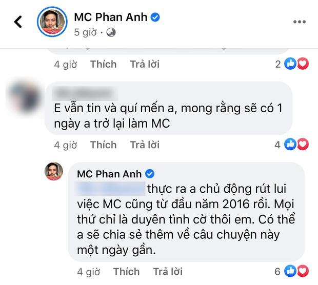 MC Phan Anh lên tiếng trước loạt tin đồn bị cấm sóng, tậu nhà đẹp, xe sang, con học trường quốc tế sau khi kêu gọi từ thiện - Ảnh 4.