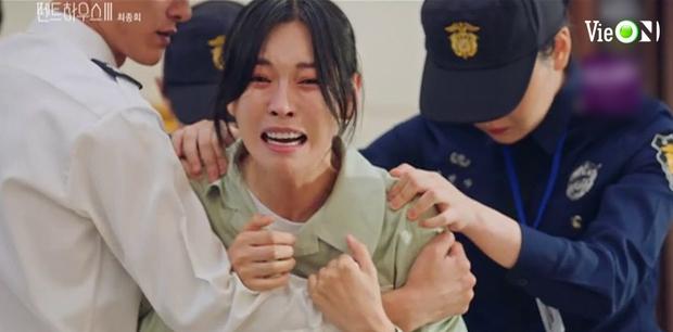 Penthouse 3 TẬP CUỐI: Su Ryeon - Seo Jin đồng loạt tự tử, bà cả còn rủ Logan Lee cùng tới thiên đường - Ảnh 2.