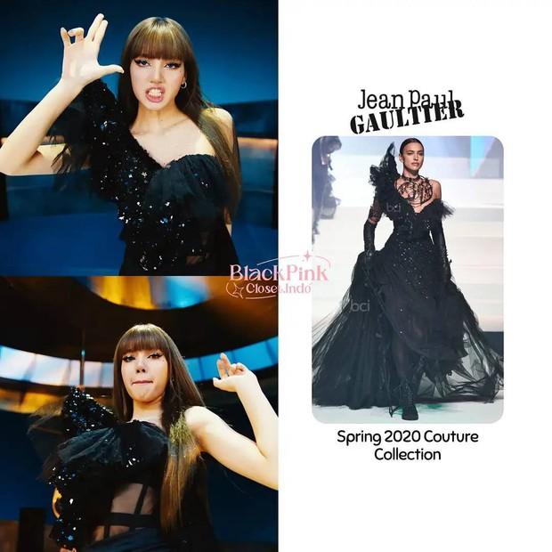 Hơn 5 tỷ đồng cho 17 outfit phục vụ lần ra mắt MV solo, Lisa lộng lẫy như bà hoàng và đẳng cấp hơn dự đoán - Ảnh 10.