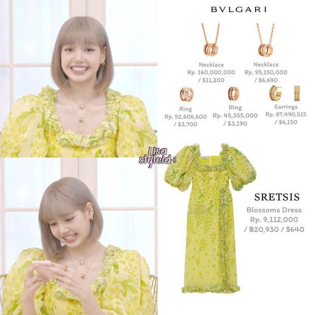 Hơn 5 tỷ đồng cho 17 outfit phục vụ lần ra mắt MV solo, Lisa lộng lẫy như bà hoàng và đẳng cấp hơn dự đoán - Ảnh 13.