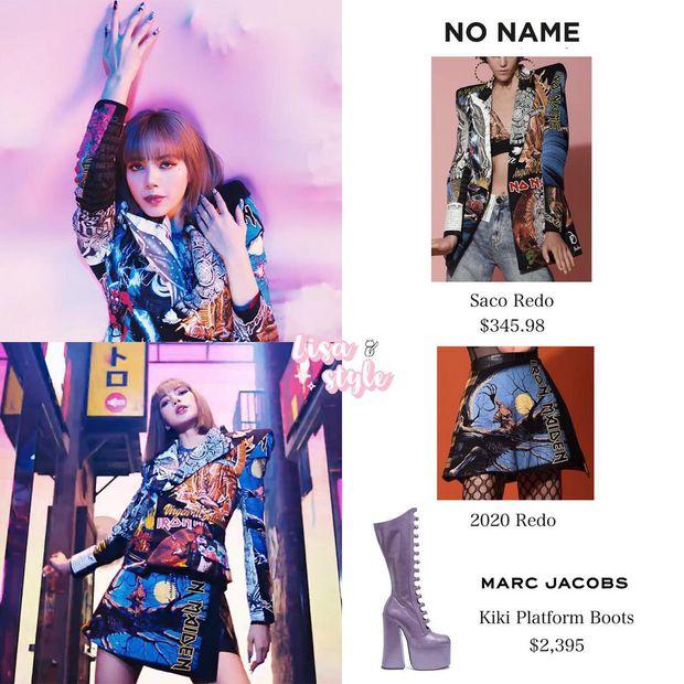Hơn 5 tỷ đồng cho 17 outfit phục vụ lần ra mắt MV solo, Lisa lộng lẫy như bà hoàng và đẳng cấp hơn dự đoán - Ảnh 1.