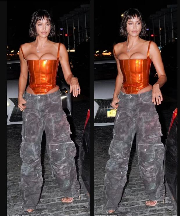 Kinh hoàng người mẫu nổi tiếng bức tử body trong corset siêu chật, nhìn hình PTS mà ám ảnh! - Ảnh 4.