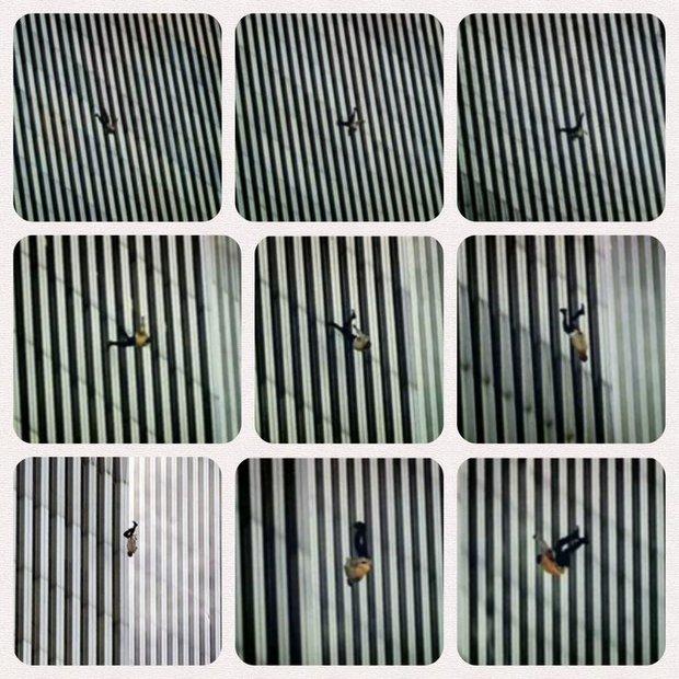 Người đàn ông rơi: Tấm hình ám ảnh cực độ về thảm kịch ngày 11/9 và câu chuyện do nhiếp ảnh gia máu lạnh kể lại - Ảnh 4.
