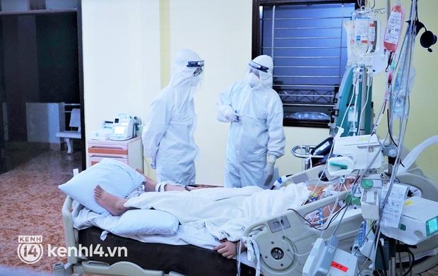 Số ca tử vong do COVID-19 ở TP.HCM đã giảm đáng kể - Ảnh 1.
