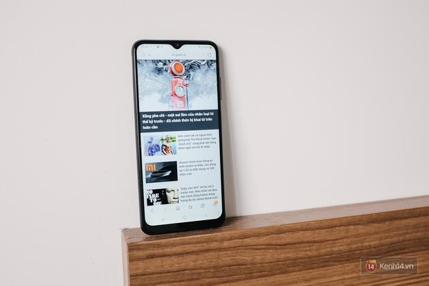 Trải nghiệm Samsung Galaxy A03s: Smartphone bình dân với màn hình và pin lớn - Ảnh 16.
