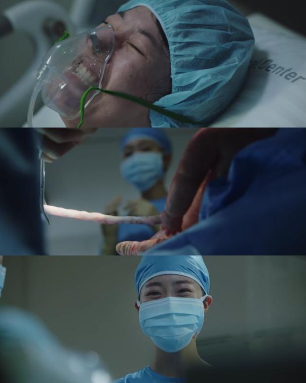 7 khoảnh khắc bùng nổ cảm xúc của Hospital Playlist 2 tập 11: Nụ hôn Ik Jun - Song Hwa có lẽ chẳng phải điều xúc động nhất! - Ảnh 8.