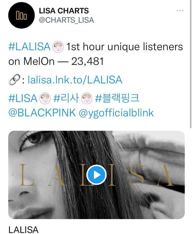 Lisa chỉ mất 9h để phá kỷ lục 24h toàn Kpop, nhưng thành tích nhạc số kém hơn hẳn so với các chị em BLACKPINK - Ảnh 16.