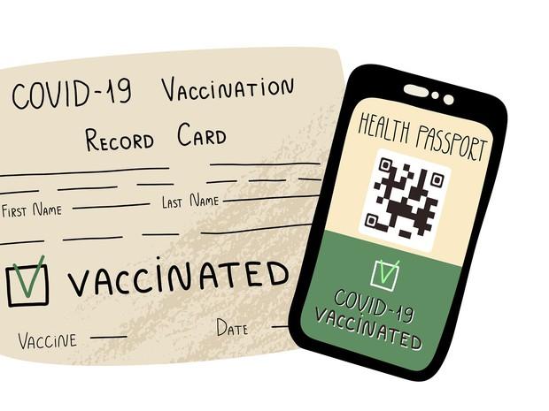 Thẻ xanh vaccine: Cách các nước trên thế giới hướng đến điều bình thường mới hậu Covid-19 - Ảnh 2.