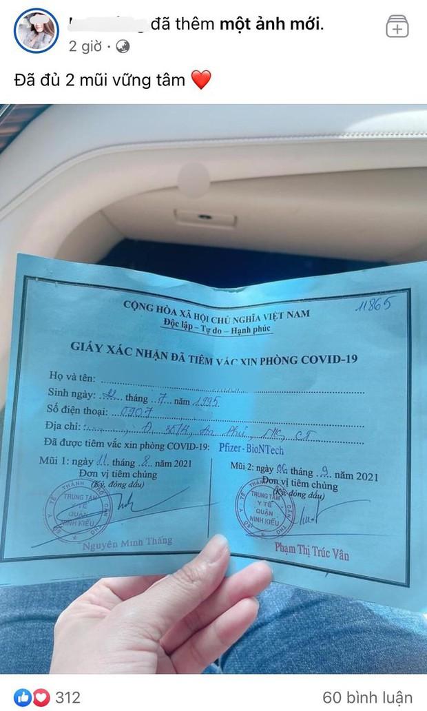 Cô gái tiêm vắc xin nhờ ông anh không phải là người thân của Phó chủ tịch phường - Ảnh 2.