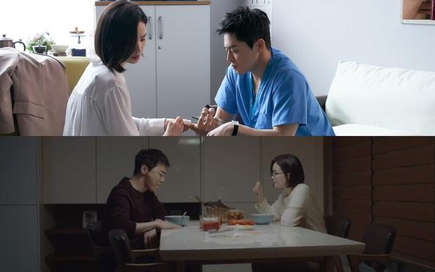Hành trình 20 năm ngọt ngào và day dứt của Ik Jun - Song Hwa ở Hospital Playlist 2: Dù có là friendzone, còn yêu rồi sẽ quay về! - Ảnh 8.