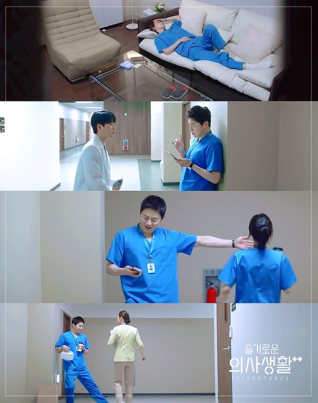 Hành trình 20 năm ngọt ngào và day dứt của Ik Jun - Song Hwa ở Hospital Playlist 2: Dù có là friendzone, còn yêu rồi sẽ quay về! - Ảnh 18.